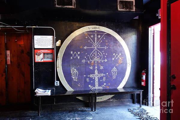 Photograph - New Orleans Voodoo Circle by Susan Carella