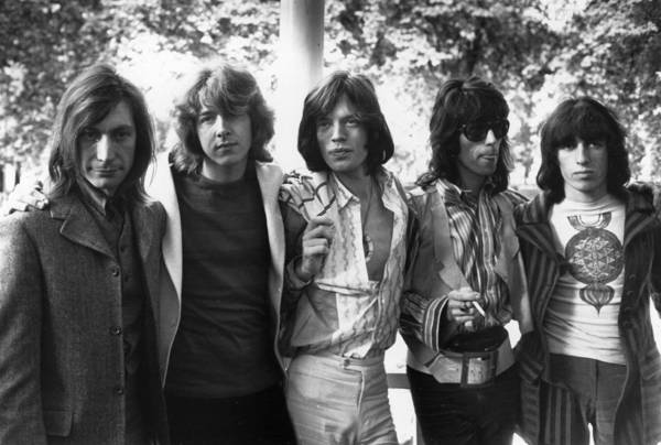 Photograph - New Rolling Stone by Len Trievnor