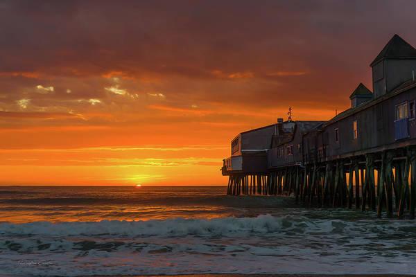 Orchard Beach Photograph - O. O. Beautiful  by Douglas Curtis