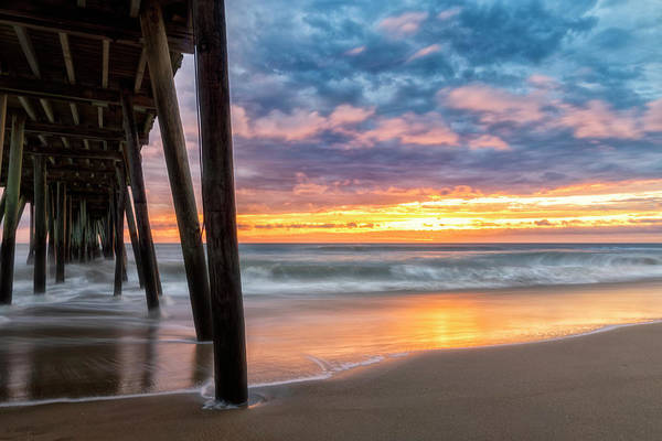 Photograph - New Year Sunrise by Russell Pugh