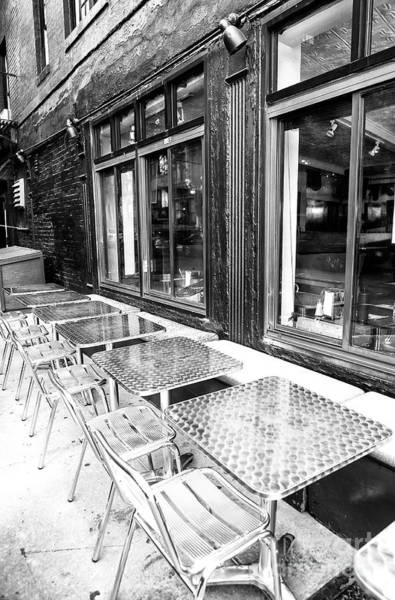 Photograph - New York City Diner Dining by John Rizzuto