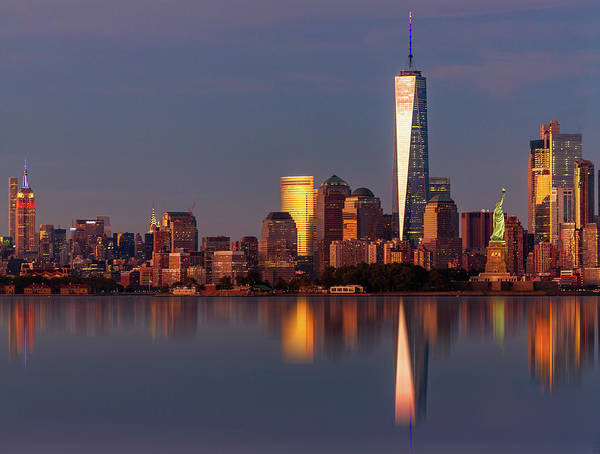 Photograph - New York City Icons And  Landmarks by Susan Candelario