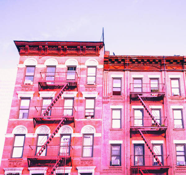 Wall Art - Photograph - New York City In Pink by Vivienne Gucwa