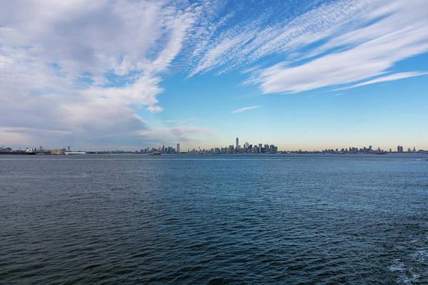 Photograph - New York Harbor by Mark Hunter