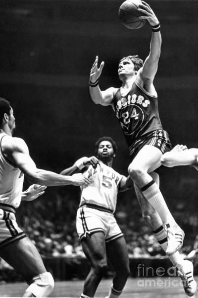 Photograph - New York Knicks V Golden State Warriors by Nba Photos