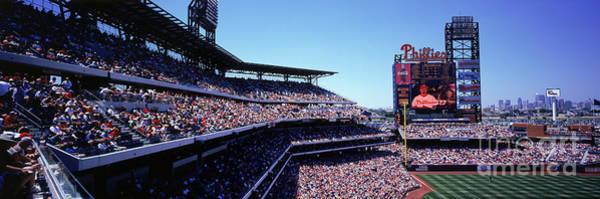 Wall Art - Photograph - New York Mets V Philadelphia Phillies by Jerry Driendl