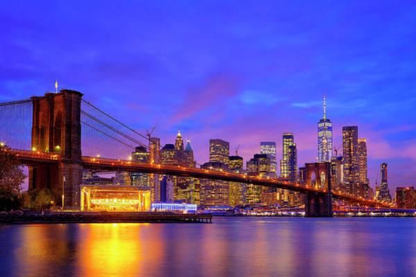 Wall Art - Photograph - New York, New York by Michael Petrizzo