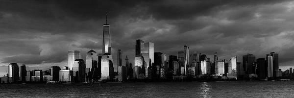 Wall Art - Photograph - New York, New York, Usa - New York City by Panoramic Images