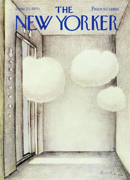 Painting - New Yorker June 20, 1970 by Andre Francois