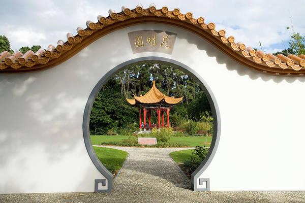 Chinese Language Photograph - New Zealand, North Island, Taranaki by Danita Delimont