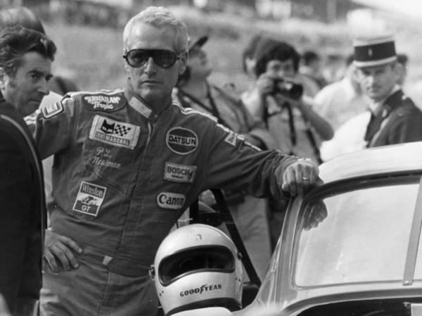 Endurance Race Photograph - Newman Le Mans by Keystone