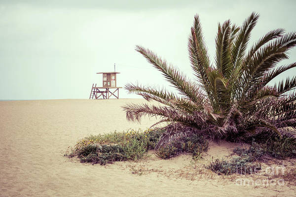 Wall Art - Photograph - Newport Beach Lifeguard Station P Photo by Paul Velgos