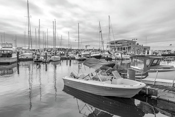 Newport Ri Wall Art - Photograph - Newport Rhode Island Harbor by Betsy Knapp
