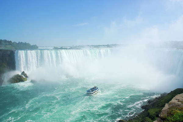Canada Photograph - Niagara Falls by Kenneth-cheung
