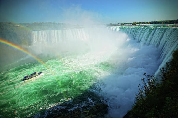 Niagara Falls Photograph - Niagara Falls by Www.infinitahighway.com.br