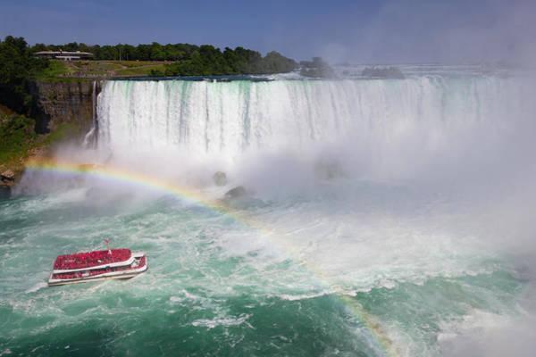 Wall Art - Photograph - Niagara Wonder by Teresa Mucha