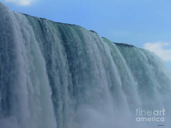 Photograph - Niagra Falls by Roberta Byram