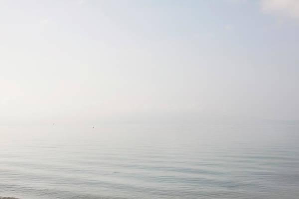 Nice Looking Ocean With A Quite Art Print
