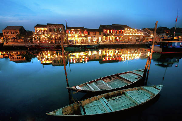 Hoi An Photograph - Nigh On Hoi An by Luy Nguyen