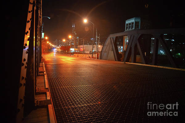 Wall Art - Photograph - Night And The City by Bruno Passigatti