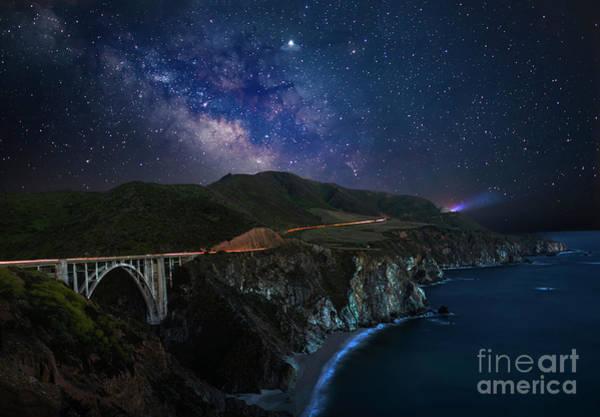 Photograph - Night Drive by Mark Jackson