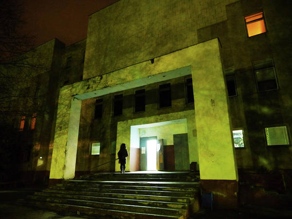 Moldova Wall Art - Photograph - Night In Transnistria by Amos Chapple