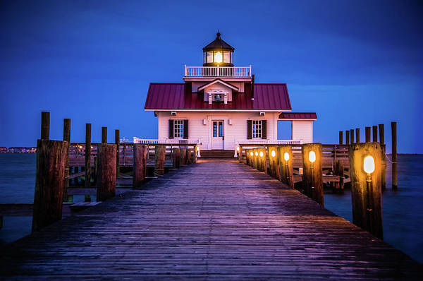 Photograph - Night Light by Joye Ardyn Durham