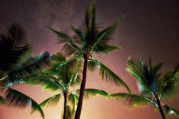 Photograph - Night Lights by Christopher Johnson