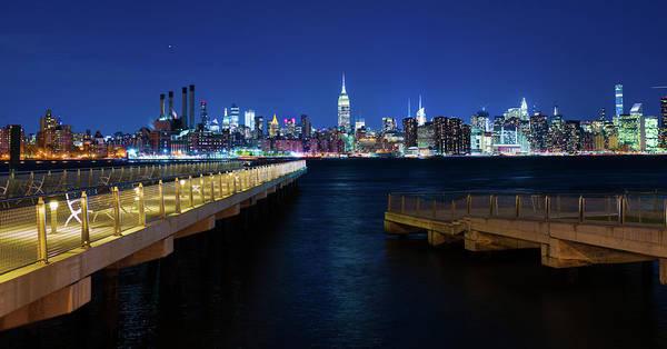 Photograph - Night by Theodore Jones