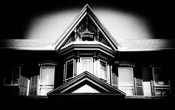Photograph - Nightmare On Oak Street by Paul W Faust - Impressions of Light