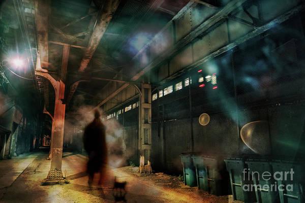 Wall Art - Photograph - Nightwalking Bohemian by Bruno Passigatti