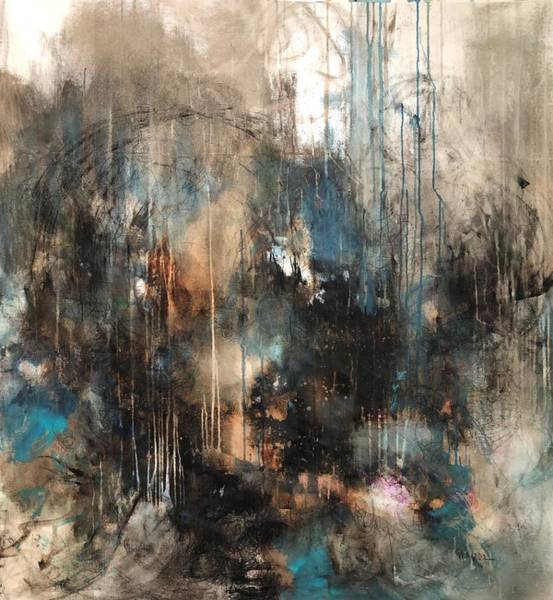 Painting - Nikki's Reprise by Laurie Maves ART