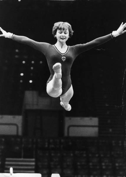 Practice Photograph - Nina Dronova by Evening Standard