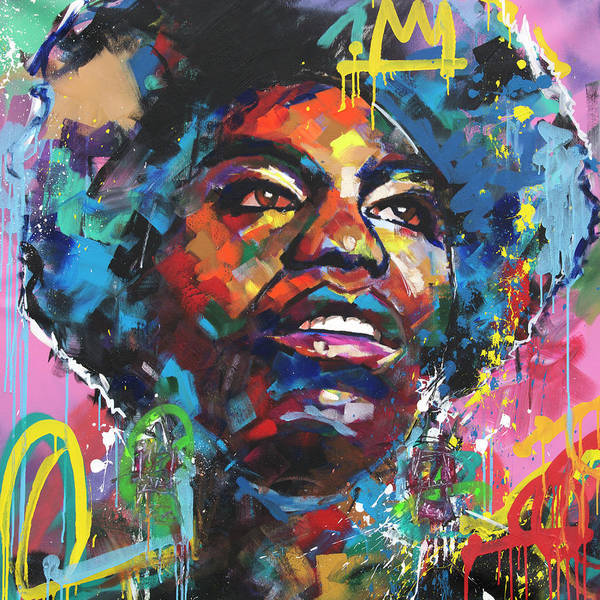 Wall Art - Painting - Nina Simone by Richard Day
