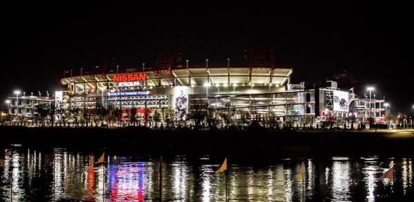 Wall Art - Photograph - Nissan Stadium by Hyuntae Kim