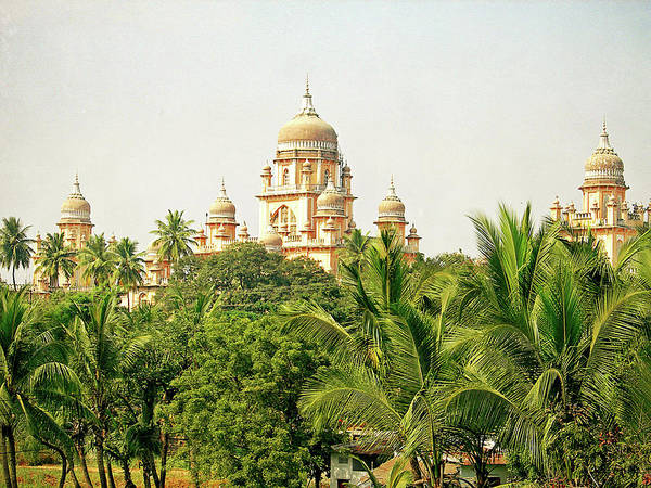 India Photograph - Nizam Hospital, Hyderabad, India by Fly Away With Your Imagination