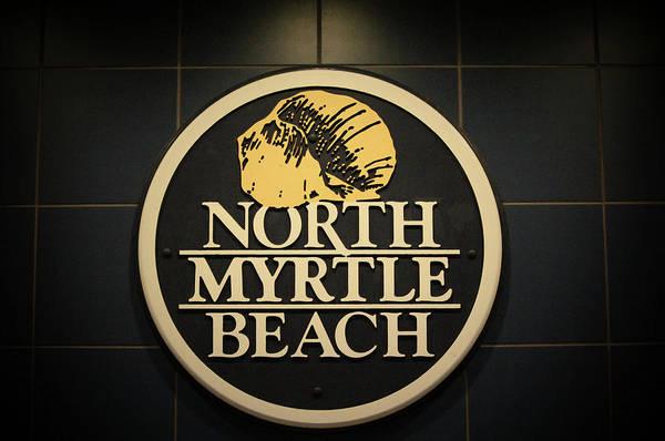 Photograph - Nmb Seal Sign by Cynthia Guinn
