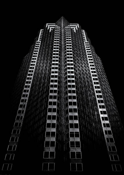 Photograph - No 161 Bay St Toronto Canada 1 by Brian Carson