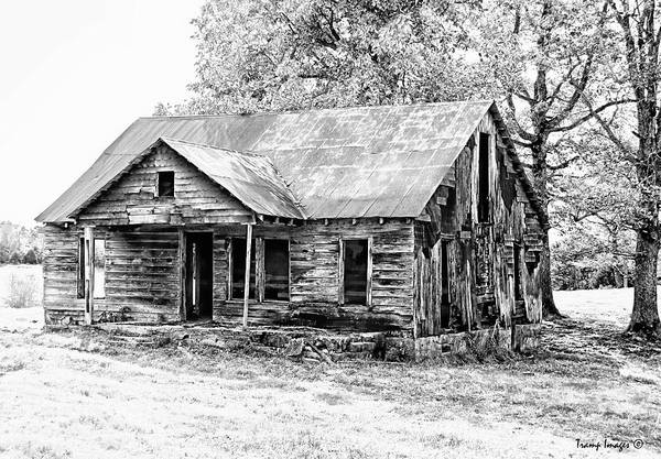 Photograph - No One Is Home by Wesley Nesbitt