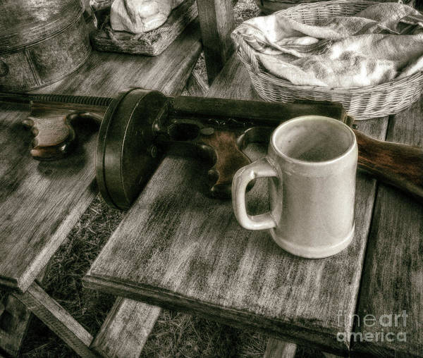 Wall Art - Photograph - No Talking At The Table  by Steven Digman