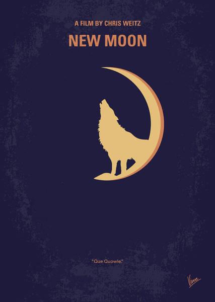 No1081 My Twilight 2 Minimal Movie Poster Art Print