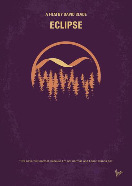 No1082 My Twilight 3 Minimal Movie Poster Art Print