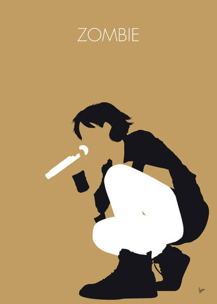 Wall Art - Digital Art - No260 My The Cranberries Minimal Music Poster by Chungkong Art