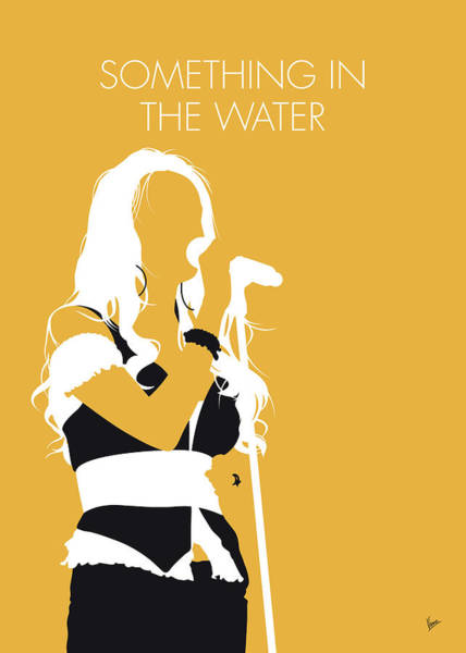 In Digital Art - No274 My Carrie Underwood Minimal Music Poster by Chungkong Art