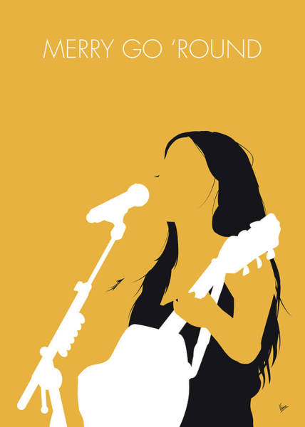 Wall Art - Digital Art - No294 My Kacey Musgraves Minimal Music Poster by Chungkong Art