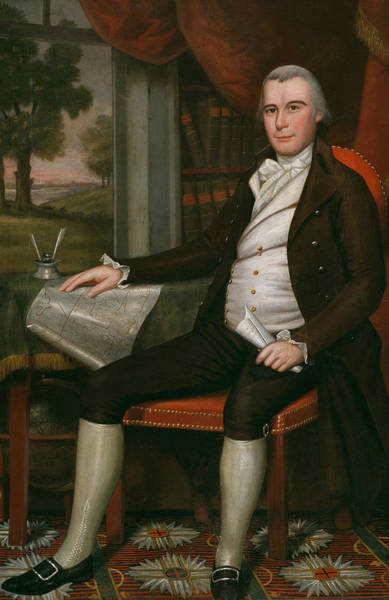Painting - Noah Smith by Ralph Earl