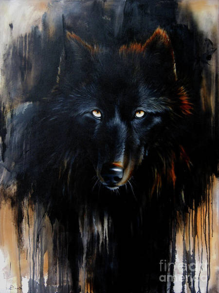 Painting - Noir by Sandi Baker