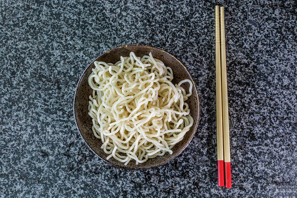 Photograph - Noodles 2 by Steve Purnell