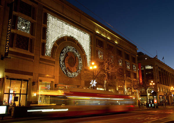 Photograph - Nordstrom Downtown San Francisco by Nathan Rupert