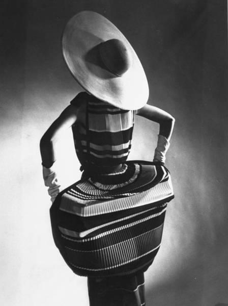 Photograph - Norman Norell Misc.mr. John Misc by Gjon Mili